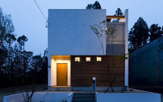 ナチュラルテイストなデザイン住宅