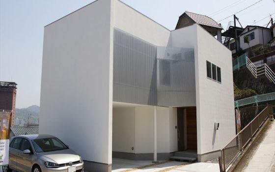 ガレージリゾート【仁保モデルハウス:自由設計注文住宅】